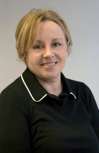 Claire Vickers - Client Manager